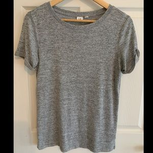 GAP Short Sleeved Knit Top SZ XS